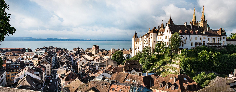 Que faire en amoureux à Neuchâtel ?