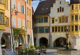 De jolies idées de balades pour une belle histoire d'amour à Bienne, en Suisse.